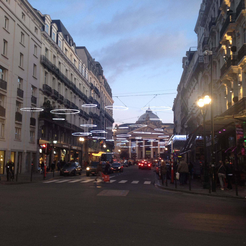 Brussels_Belgium_Street