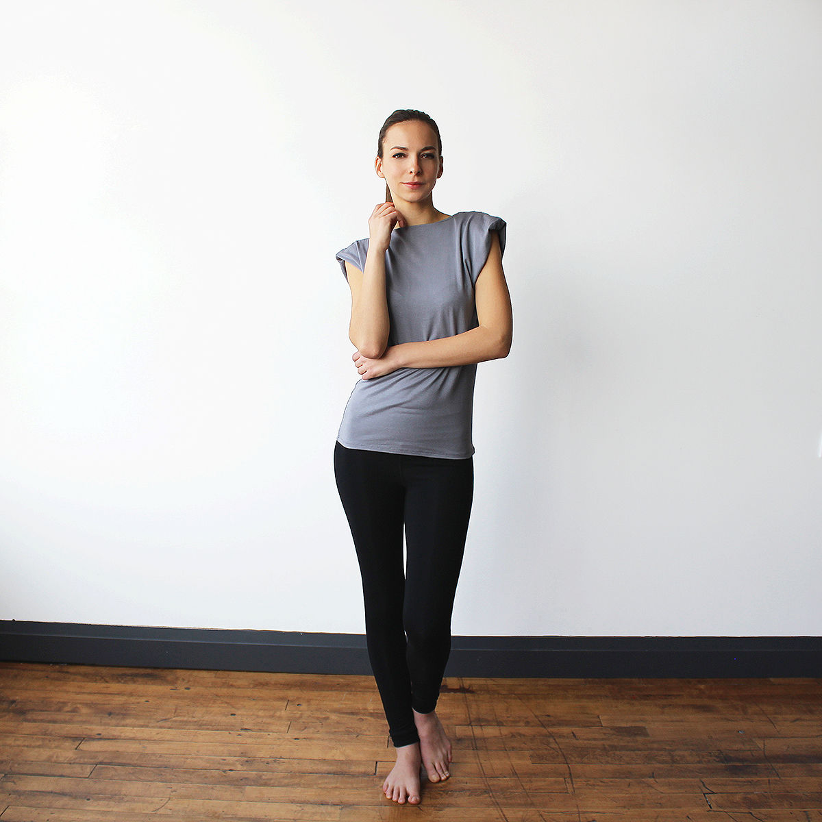 Sustainable Fabrics - Interview with Kristi Soomer of Encircled featured by popular Los Angeles fashion blogger, Nomad Moda
