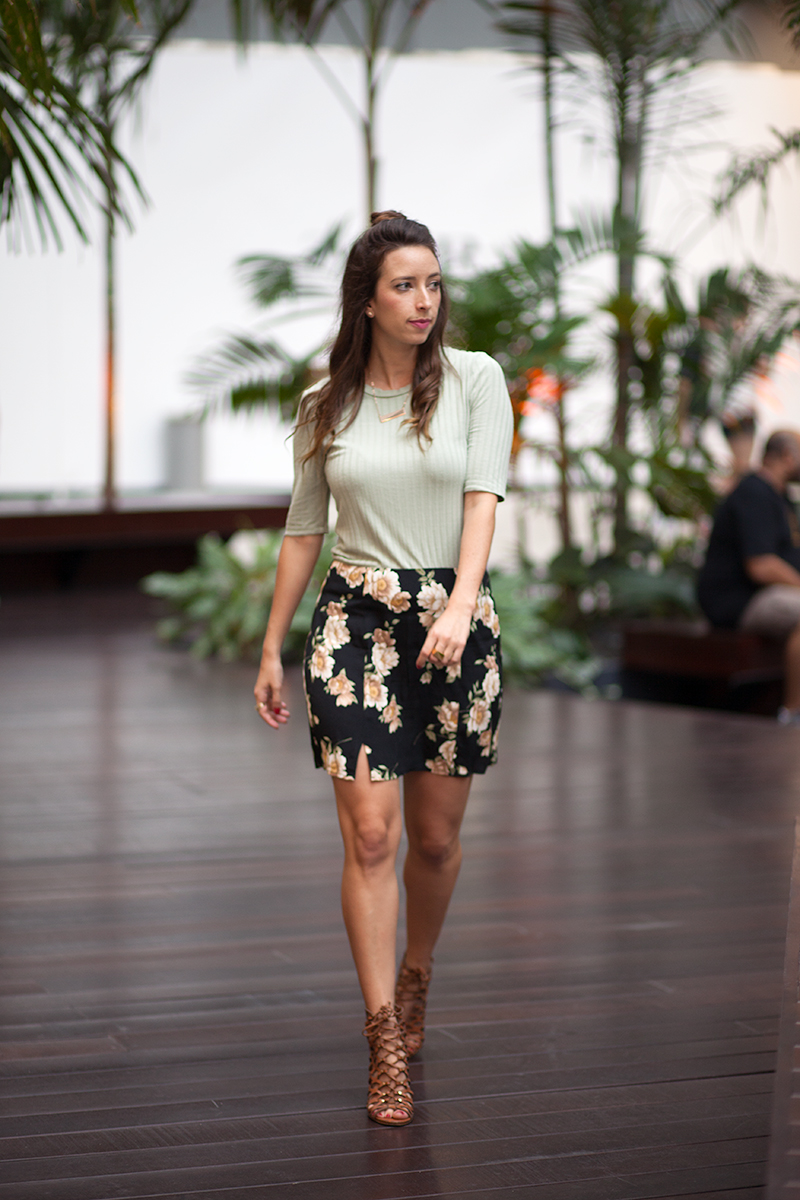 Sweet Summer Outfit styled by popular Los Angeles fashion blogger, Nomad Moda