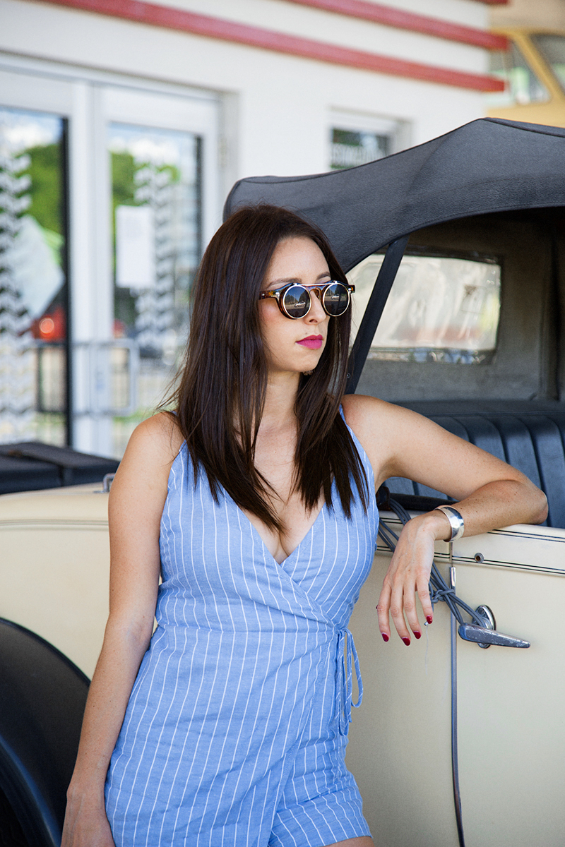 4th of July Outfit styled by popular Los Angeles fashion blogger, Nomad Moda