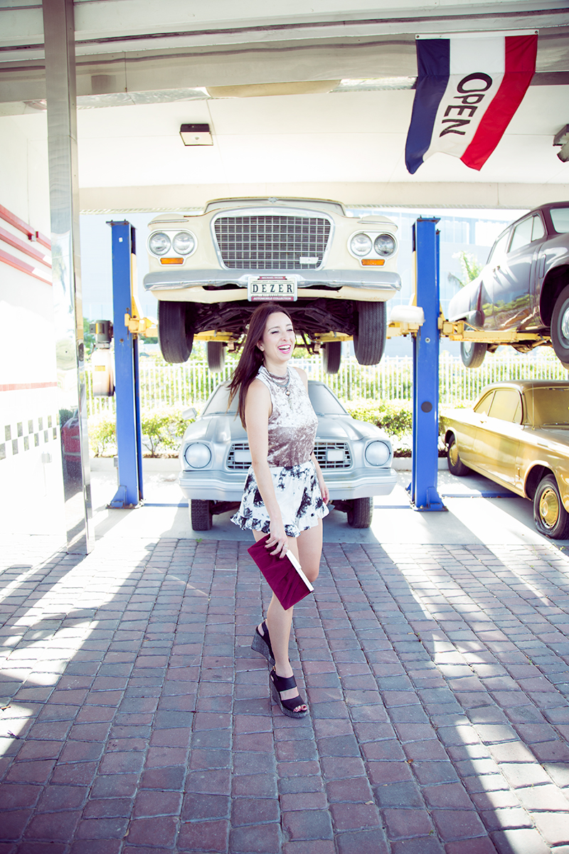 Pastel Farewell Leaving Miami featured by popular Los Angeles blogger, Nomad Moda