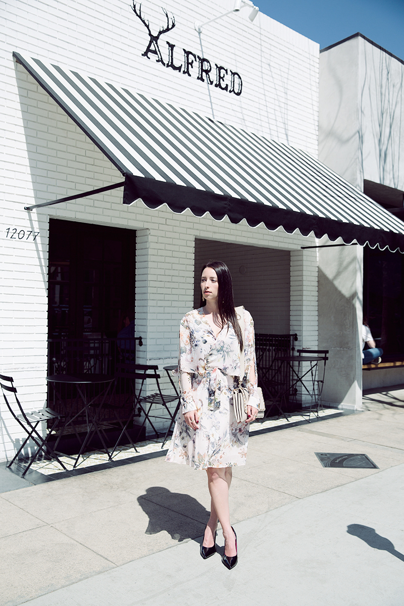 Alfred Coffee Studio City featured by popular Los Angeles blogger, Nomad Moda