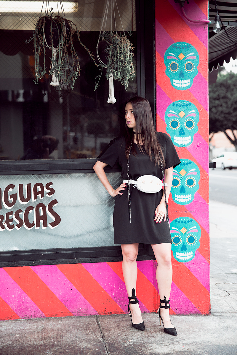 Chic Summer Outfit featured by popular Los Angeles fashion blogger, Nomad Moda
